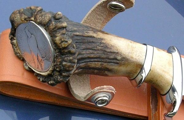 Stag Handle