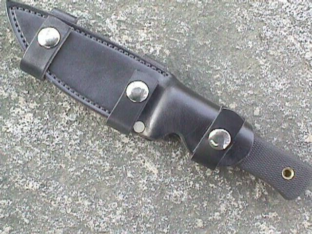 sheath for a  Cold Steel Master Hunter